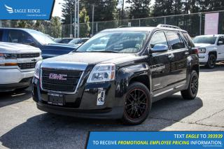 Used 2014 GMC Terrain SLE-2 Satellite Radio and Backup Camera for sale in Port Coquitlam, BC