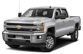 New 2017 Chevrolet Silverado 2500HD LT for sale in Gloucester, ON