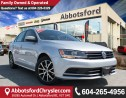Used 2016 Volkswagen Jetta 1.4 TSI Trendline+ Fuel Efficient & Accident Free! for sale in Abbotsford, BC