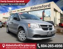 Used 2014 Dodge Grand Caravan SE/SXT One Owner, Accident free! for sale in Abbotsford, BC