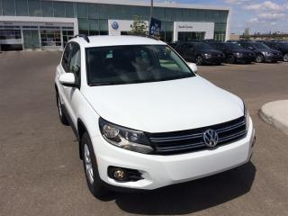 Used 2017 Volkswagen Tiguan Trendline for sale in Calgary, AB
