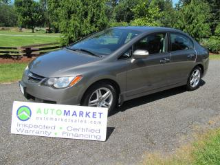 Used 2006 Acura CSX Loaded, 5sp, Insp, Warr for sale in Surrey, BC