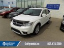 Used 2014 Dodge Journey 7 Seater/Leather/DVD Player for sale in Edmonton, AB