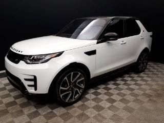 Used 2017 Land Rover Discovery HSE LUXURY for sale in Edmonton, AB