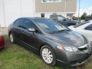 Used 2010 Honda Civic EX-L for sale in Waterloo, ON
