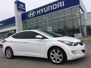 Used 2013 Hyundai Elantra - for sale in Brantford, ON