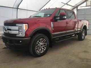 New 2017 Ford F-350 Super Duty SRW 4x4 Crew Cab Pickup/ for sale in Meadow Lake, SK