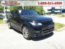 Used 2016 Land Rover Range Rover Sport V8 Supercharged for sale in Richmond, BC