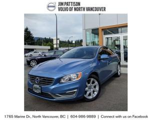 Used 2015 Volvo S60 T5 AWD / 0% Financing for sale in North Vancouver, BC