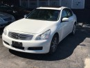 Used 2009 Infiniti G37X  Luxury for sale in York, ON