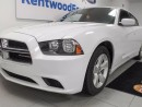 Used 2013 Dodge Charger SE, push start your way to first place in this mean mean fighting machine for sale in Edmonton, AB