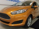 Used 2016 Ford Fiesta SE hatch with heated seats. cinnamon spice and everything nice! for sale in Edmonton, AB