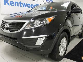 Used 2013 Kia Sportage LX- manual and heated seats. YES PLEASE! for sale in Edmonton, AB