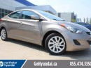 Used 2012 Hyundai Elantra LOW KM HEATED SEATS BLUETOOTH for sale in Edmonton, AB