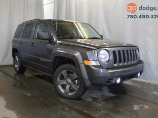 Used 2015 Jeep Patriot Sport 4x4 / HEATED FRONT SEATS for sale in Edmonton, AB