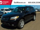 Used 2008 Hyundai Santa Fe Limited All-wheel Drive for sale in Edmonton, AB