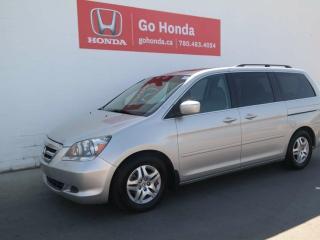 Used 2007 Honda Odyssey EX-L for sale in Edmonton, AB