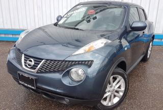 Used 2012 Nissan Juke SL AWD *SUNROOF* for sale in Kitchener, ON