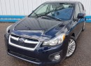 Used 2014 Subaru Impreza LIMITED *LEATHER-SUNROOF* for sale in Kitchener, ON