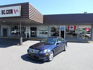Used 2013 Mercedes-Benz C-Class C300 4MATIC for sale in Langley, BC