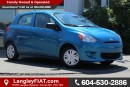Used 2015 Mitsubishi Mirage NO ACCIDENTS!, CANADIAN OWNED for sale in Surrey, BC