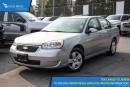 Used 2006 Chevrolet Malibu LT AM/FM Radio and Air Conditioning for sale in Port Coquitlam, BC