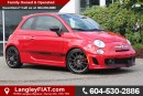Used 2013 Fiat 500 Abarth B.C OWNED, LOW KM'S for sale in Surrey, BC