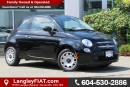 New 2015 Fiat 500 Pop DEMO MODEL! EXTREMELY LOW KMS! for sale in Surrey, BC