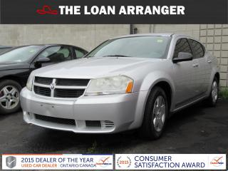 Used 2008 Dodge Avenger SE for sale in Barrie, ON