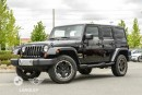 Used 2013 Jeep Wrangler Unlimited Sahara 4D Sahara for sale in Langley, BC
