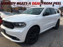 Used 2017 Dodge Durango GT**CO-CAR** for sale in Mississauga, ON