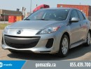 Used 2013 Mazda MAZDA3 GS-SKY SUNROOF 1 OWNER ACCIDENT FREE for sale in Edmonton, AB