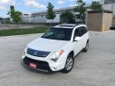 Used 2009 Suzuki XL-7 7 passenger, AWD, Leather, Sunroof, certify, Autom for sale in North York, ON