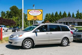 Used 2006 Toyota Sienna LE, No Accidents, V6, Winter Tires Incl., DVD for sale in Surrey, BC