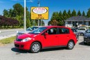 Used 2011 Nissan Versa 1.8 S Automatic, Low Km's, Keyless Entry, Clean! for sale in Surrey, BC