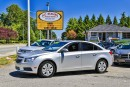 Used 2013 Chevrolet Cruze LT Turbo, Low Km's, No Accidents, PWR Group! for sale in Surrey, BC