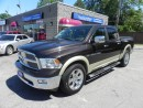 Used 2011 RAM 1500 Laramie * SUNROOF * NAV * LEATHER for sale in Windsor, ON