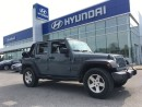 Used 2015 Jeep Wrangler Unlimited Sport | Manual | 2 Tops - Cruise Control for sale in Brantford, ON