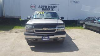 Used 2004 Chevrolet Silverado 1500 Z71 for sale in Barrie, ON
