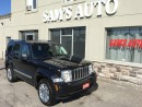 Used 2009 Jeep Liberty Limited Edition for sale in Hamilton, ON