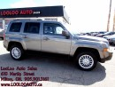 Used 2011 Jeep Patriot North Edition Auto 2.4L for sale in Milton, ON