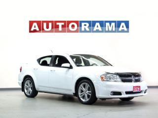 Used 2014 Dodge Avenger for sale in North York, ON