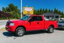 Used 2004 Ford F-150 STX, Local BC Truck, 4x4, Shortbox, Accessories! for sale in Surrey, BC