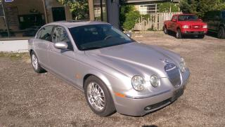 Used 2005 Jaguar S-Type 4.2 VDP Edition for sale in London, ON