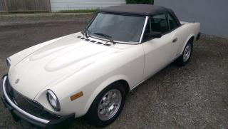 Used 1983 Fiat 124 Pininfarina for sale in London, ON