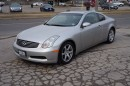 Used 2004 Infiniti G35 Coupe *099,924KM* No Accident ~ Like New for sale in North York, ON