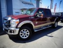 Used 2011 Ford F-350 Lariat FX4 Crew 4x4, Diesel, BC Truck for sale in Langley, BC