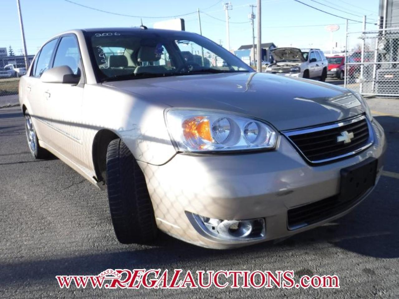 Photo of Brown 2006 Chevrolet MALIBU LTZ 4D SEDAN