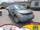 Used 2006 Nissan Murano SL | AWD | BACKUP CAM | for sale in London, ON