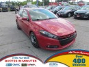 Used 2013 Dodge Dart RALLYE | TURBO | STYLISH INTERIOR | SAT RADIO for sale in London, ON